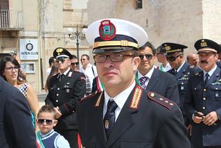 Michele Cassano Vigile Turi