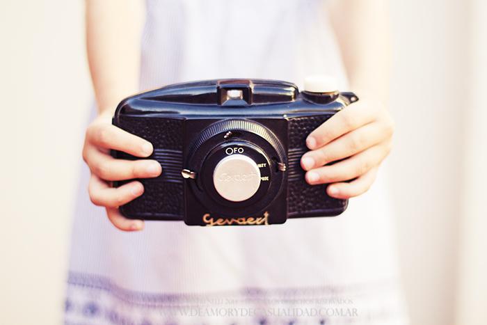 La cámara del bisabuelo