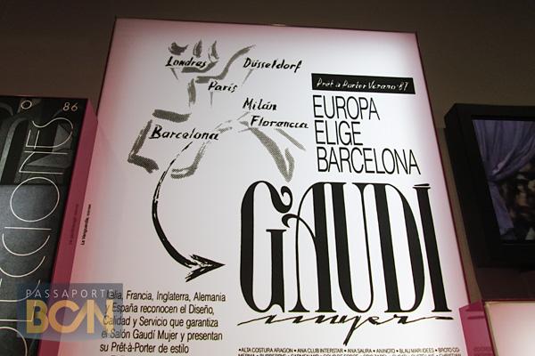 moda em Barcelona