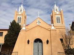 Felipe Neri Church Old Town Albuquerque New Mexico IMG_2752