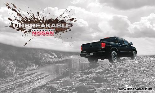 Carrera Unbreakable por Nissan