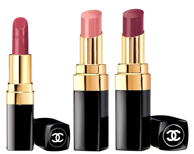 chanel collection variation for spring 2014 purples rouge allure