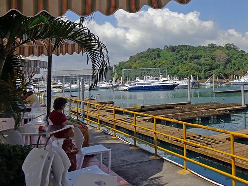 Isla Flamenco Panama