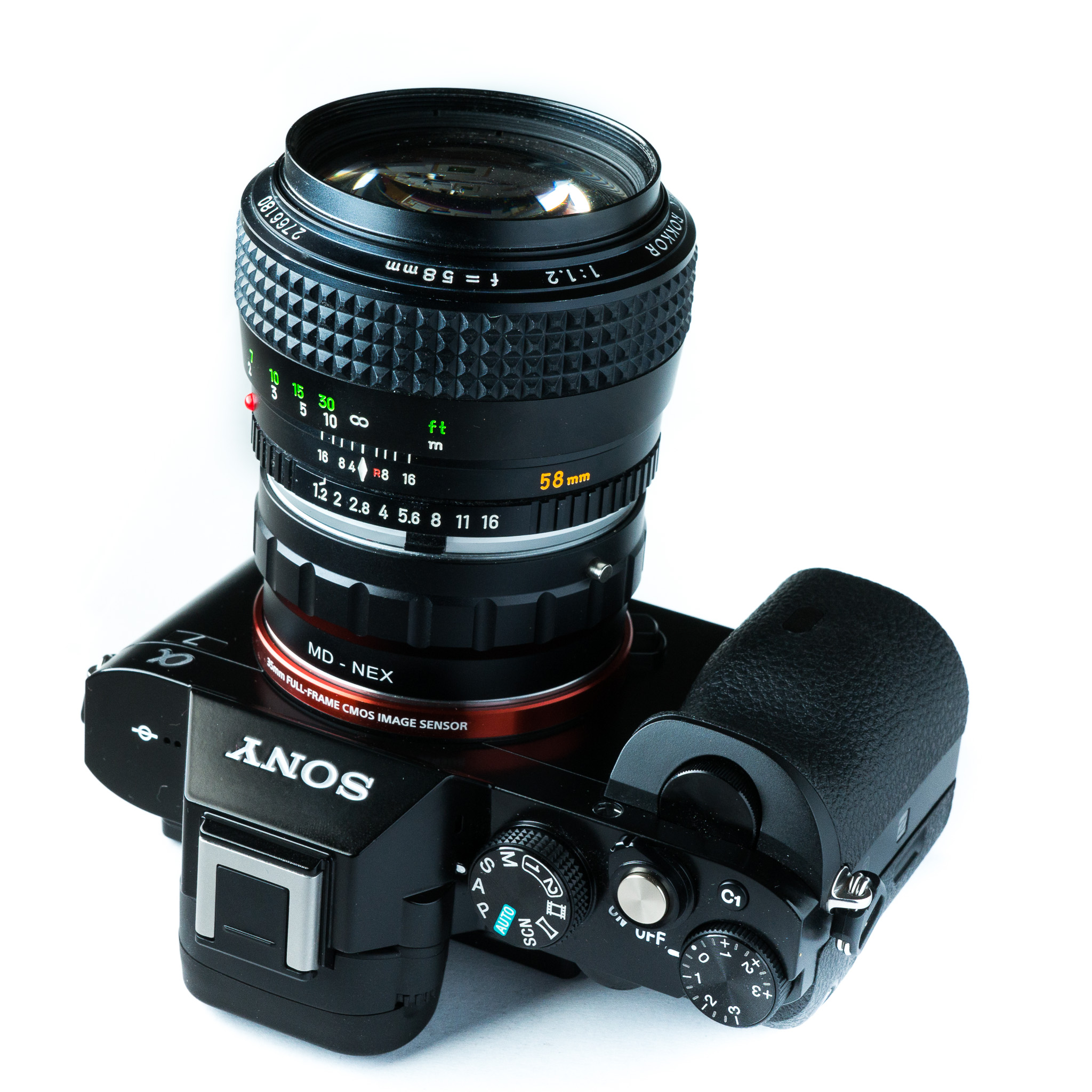 working with the sony alpha 7 tips and tricks rh phillipreeve net Camera Lenses for Sony Alpha Sony Alpha Minolta Lens