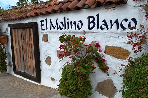 El Molino Blanco, Costa Adeje