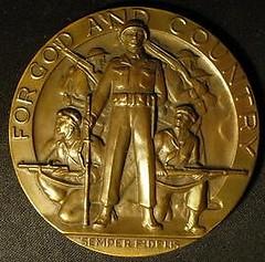 Amer. Legion 1951 B  Obv
