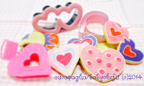 cookies cuore bc