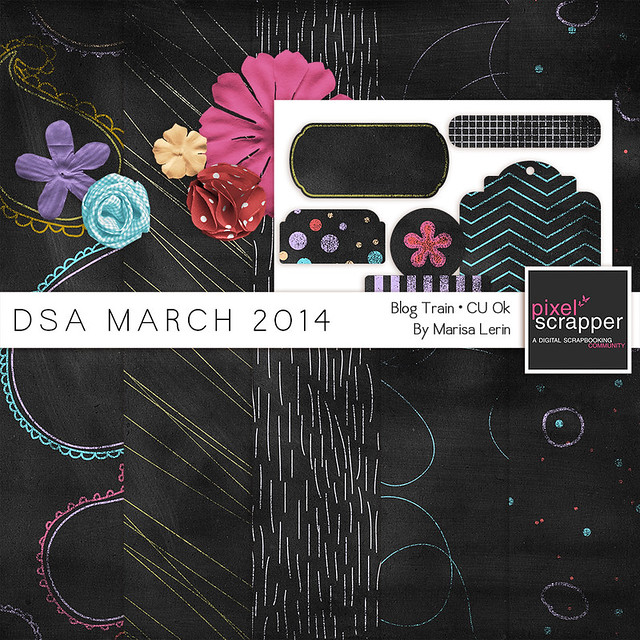 DSA March 2014 Blog Train