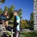 Vivez de beaux moments à vélo et découvrez les paysages de la région.
