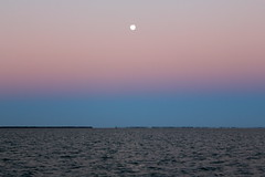 Moonrise over Hawk Channel