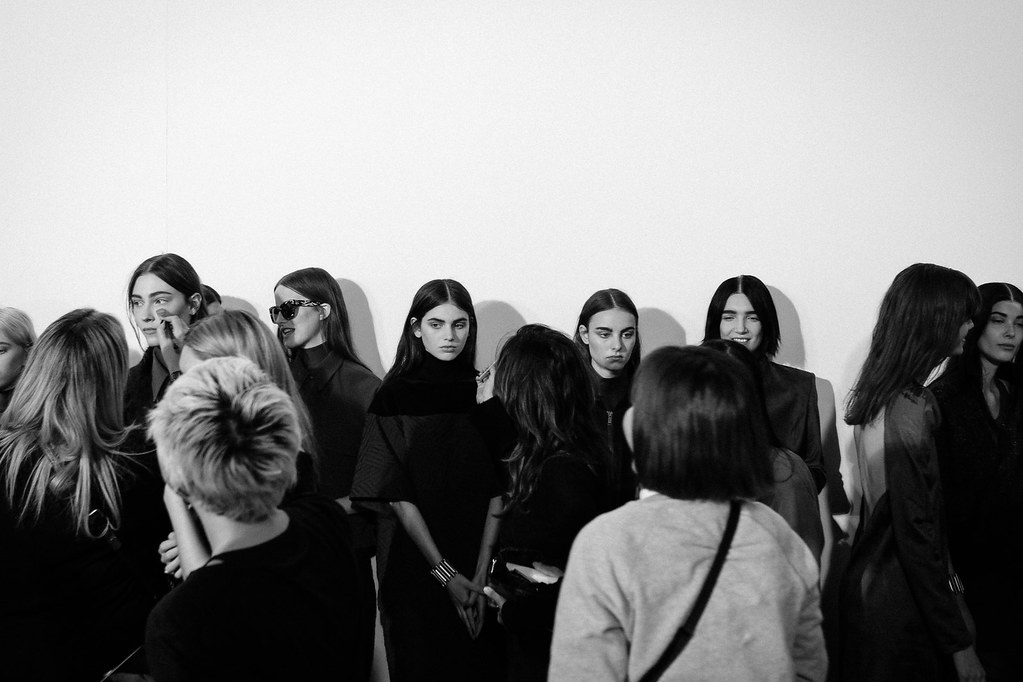 TUUKKA13 - PFW - DAMIR DOMA WOMEN'S AW14 BACKSTAGE MOODS - (14 of 17)