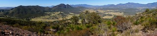 Panorama View from Mount Greville (720m) | by Tatters ✾