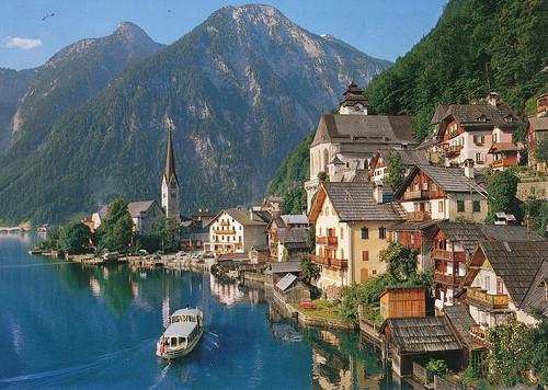 Hallstatt-Dachstein / Salzkammergut Cultural Landscape
