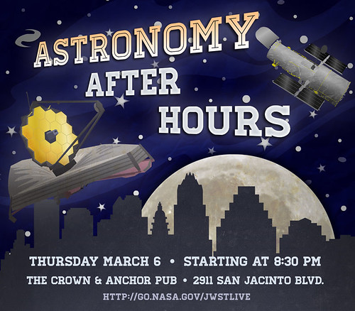 Astronomy After Hours SXSW