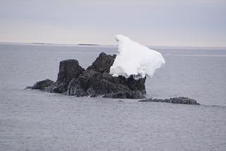 117 Wandeling Halfmoon Island