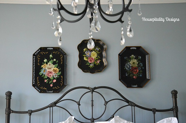 Guest Room/Tole Trays