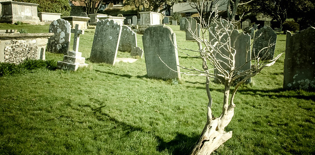 Rottingdean Church Yard