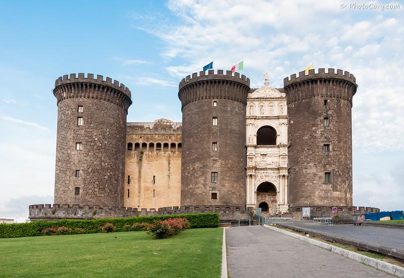 Napoli - Castel Nuovo, Maschio Angioino