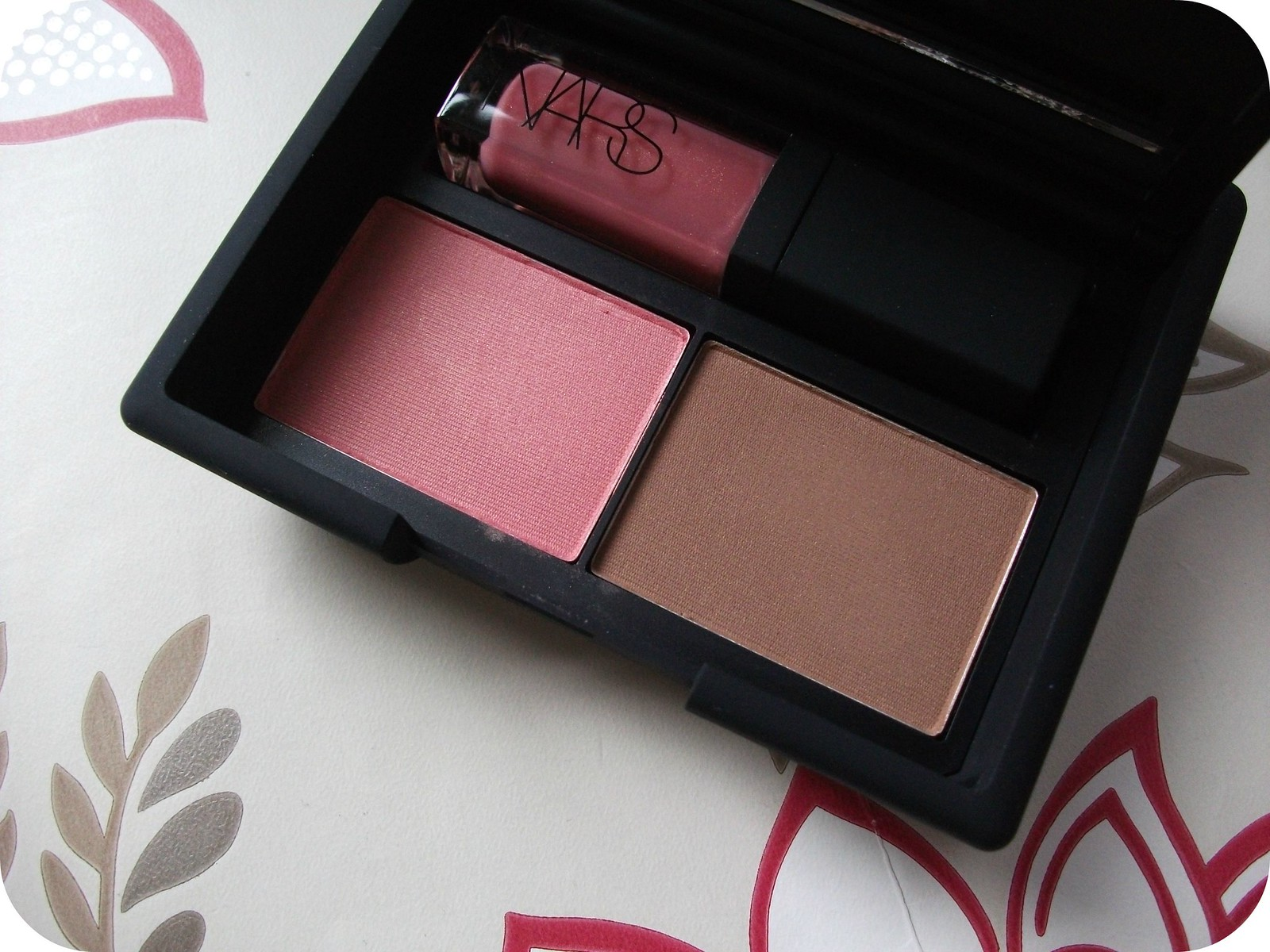 NARS Guy Bourdin Crime of Passion Palette Cheeks 2
