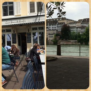 Lunch on the Rhine