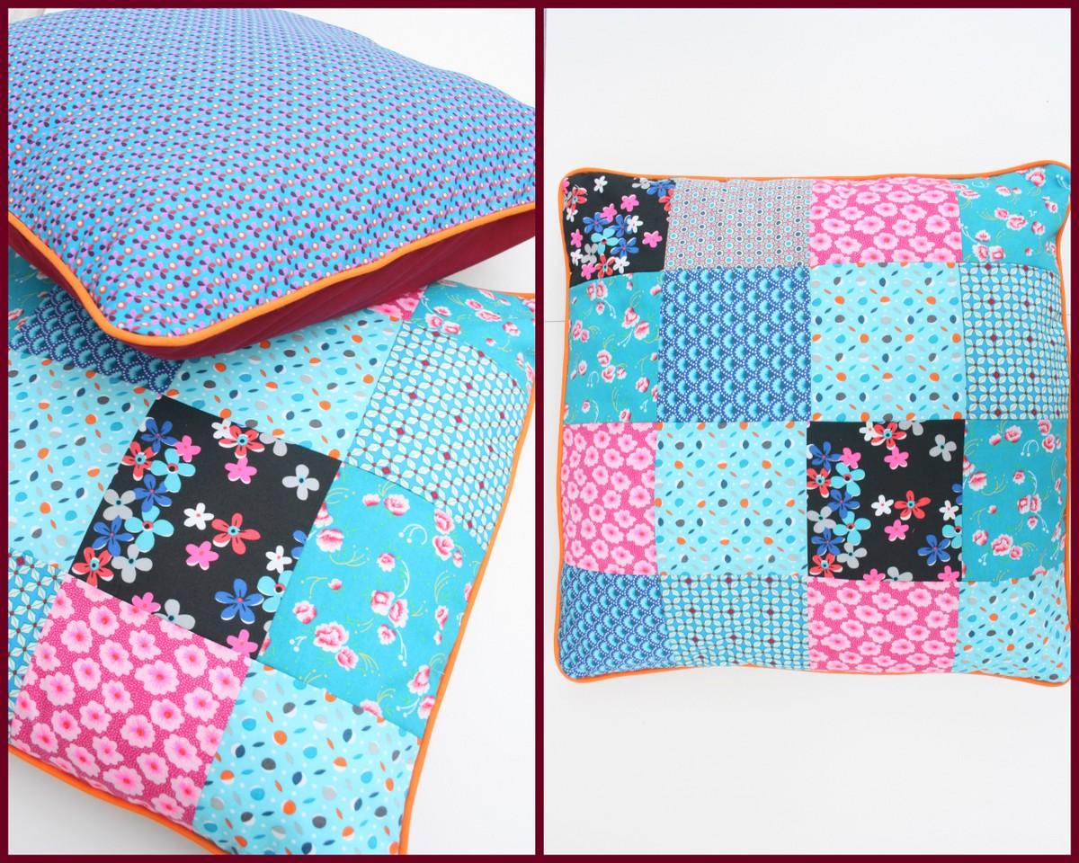 kussens voor emma (patchwork)