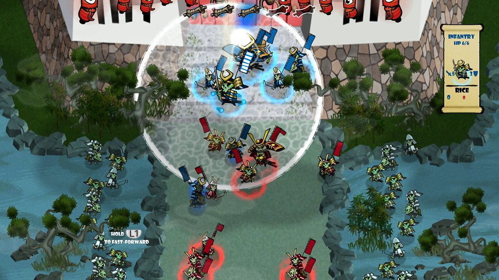 Skulls of the Shogun: Bone-a-Fide Edition on PS4 and PS Vita