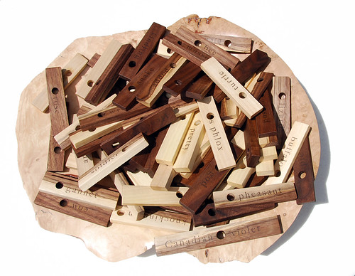 Wood Terms: 95