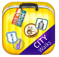 HK city walk