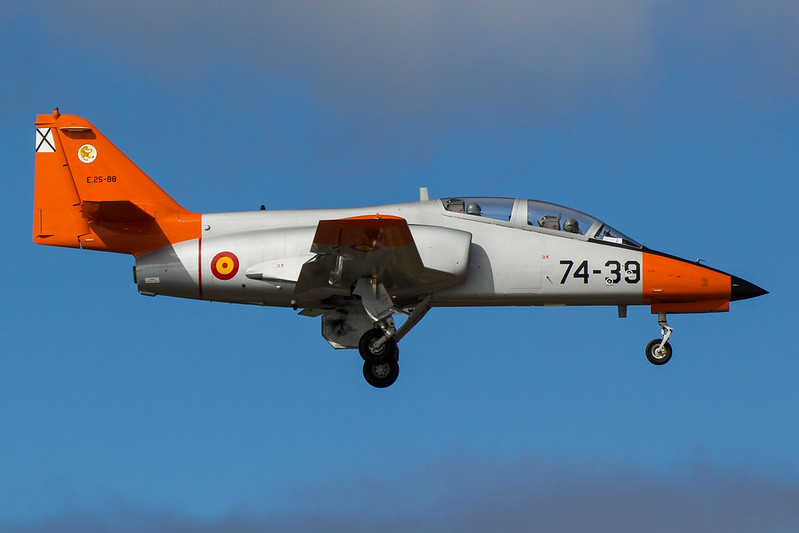 Spanish Air Force - C101 - 74-39 (1)