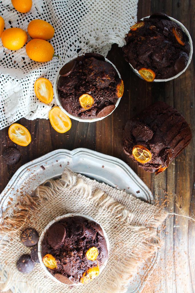 Muffins chocolat recette