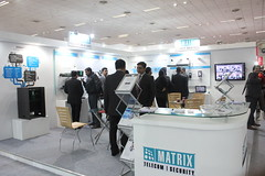 Matrix showcased its solutions at Convergence 2015, New Delhi (21-23 January)
