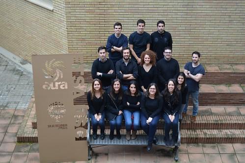 Proyecto Aura - Solar Decathlon 2015