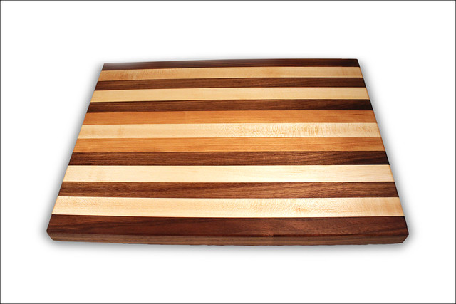 Big Stripey Board - Domestic Hardwood Edition