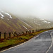 Small photo of A very misty Dalveen Pass