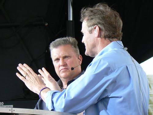 Steve Brynes & Kenny Wallace