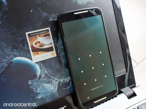 Smart lock pour Chrome