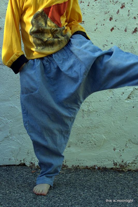Cucito Pants x2