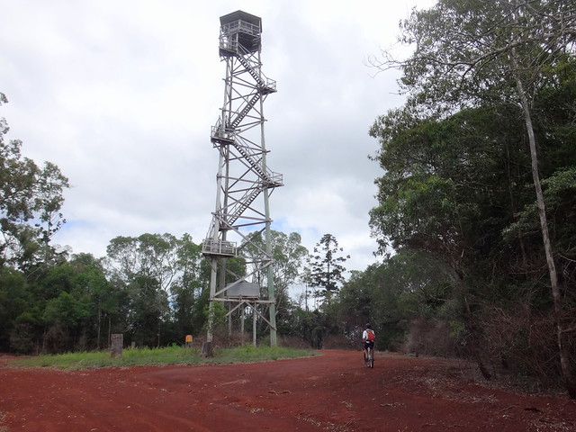 Mt Binga Fire Tower