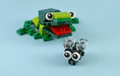 LEGO Creator 31031 Rainforest Animals 03