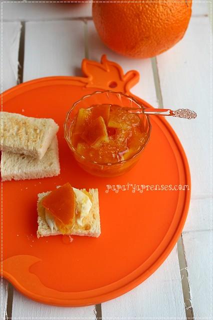 portakal reçeli 003