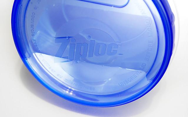 Ziploc ジップロック スクリューロック ジップロック弁当 タッパー 弁当箱