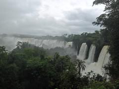 Iguaçu Falls, from the Argentinian side.