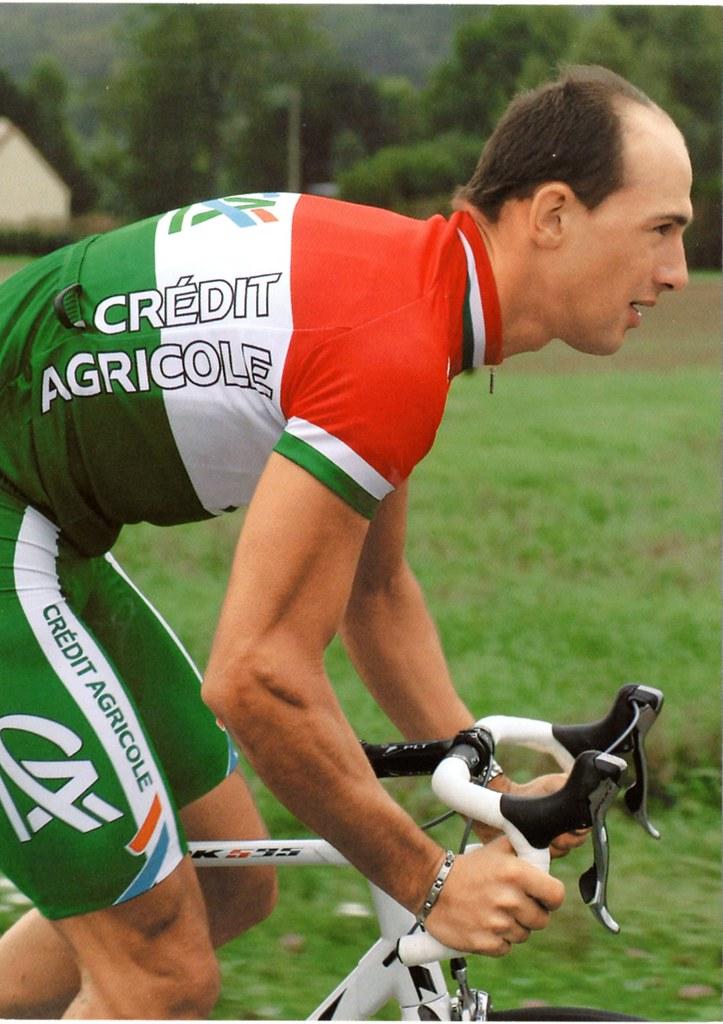 Credit Agricole 2007 / BODROGI Laszlo
