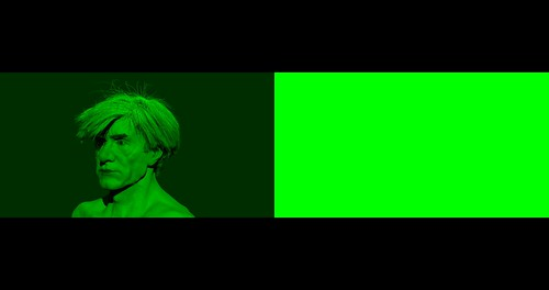 Andy Warhol RGB Triphase Split [Stills] - 07
