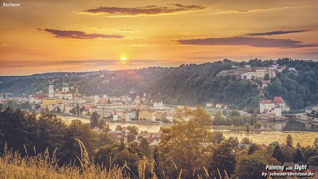 Golden Sunset   -   #schauer