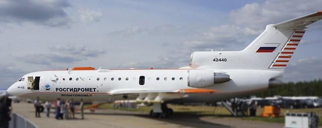 Як-42 Д Yakovlev Yak-42