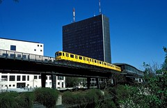 * BVG Hochbahn, U-Bahn  Berlin   New Scan