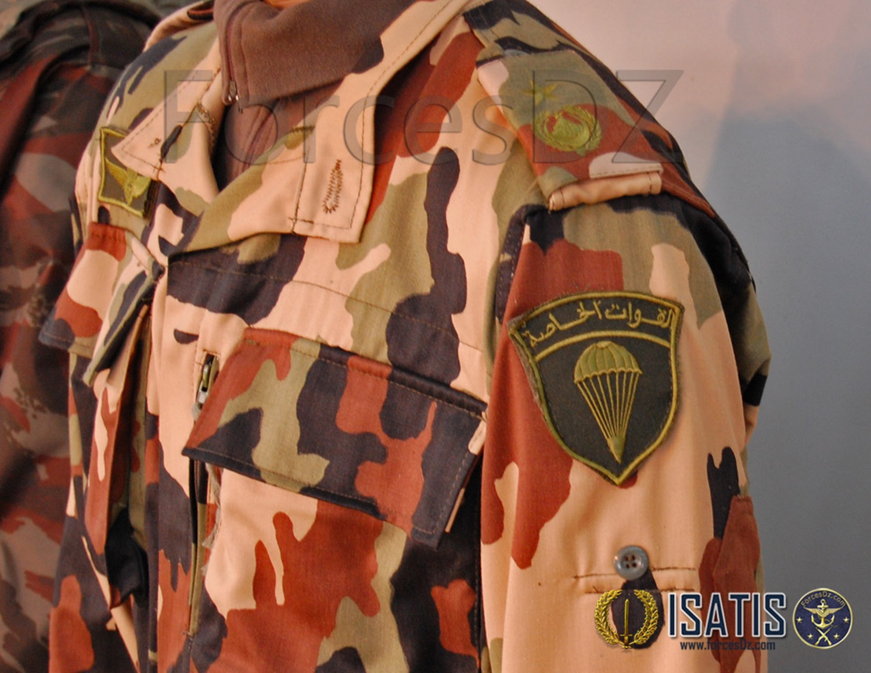 البذلات الجيش الوطني الشعبي الجزائري [ ANP / GN / DGSN / Douanes ]  27739272915_9d56825913_o