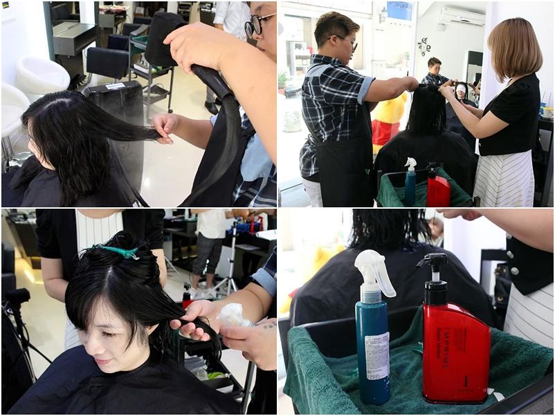 27841433332 897dab7407 b - 熱血採訪。台中北區【YORK Salon】人生中第一次染髮記錄,剪燙染護一次完成!