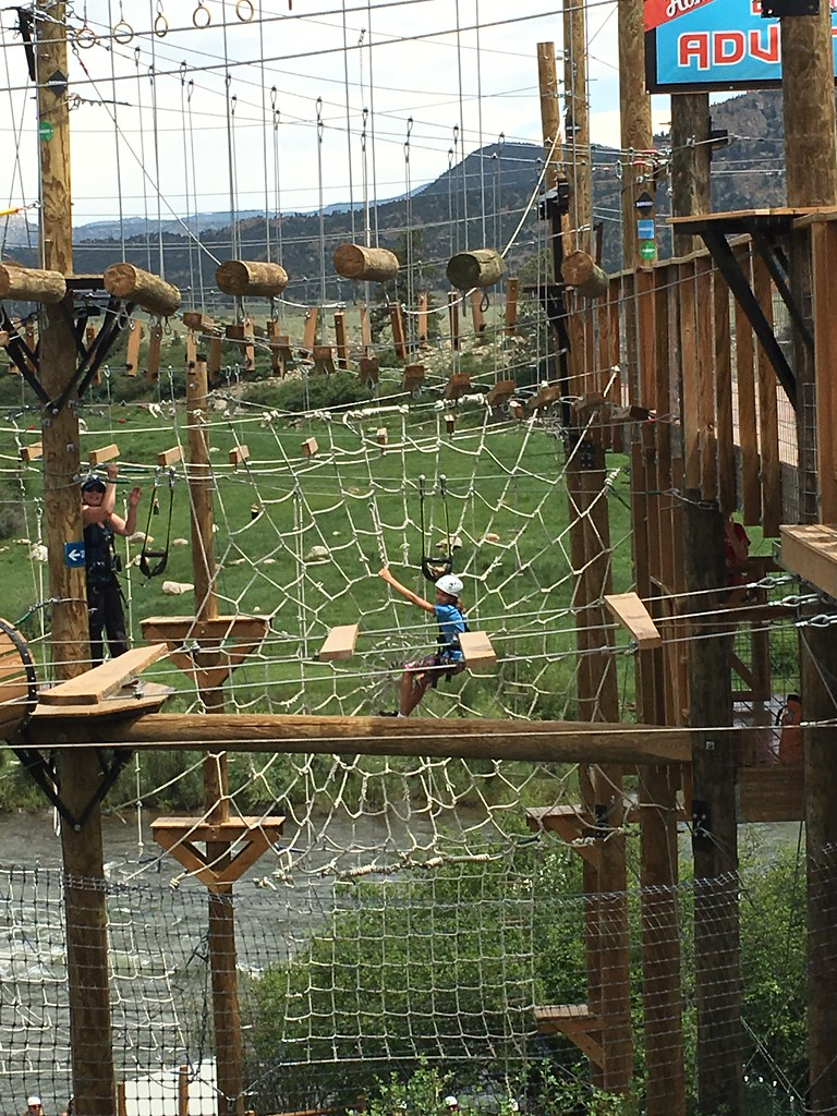 Brown's Canyon Adventure Park